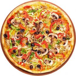 """Oriental Chicken"" pizzaPizza delivery service in Baku. Free Delivery."